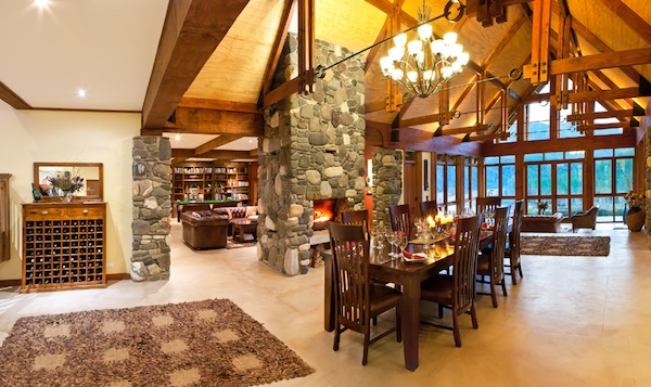 Stonefly Luxury Lodge