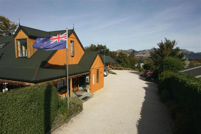 Alpine Garden Motel – Hanmer Springs